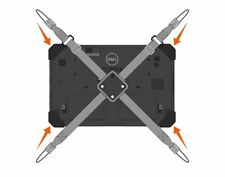 Genuine Original Dell Latitude 7212 Rugged Extreme Tablet Chest Harness XT0G5  R