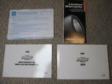 2008 Chevrolet Chevy Aveo Owners Manual Complete