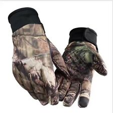 Windproof Winter Warmer Gloves Unisex Ski Cycling Fishing Touchscreen Mittens