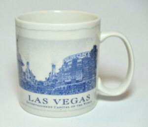 Starbucks Las Vegas Nevada 2007 Architect Series Coffee Mug 18oz