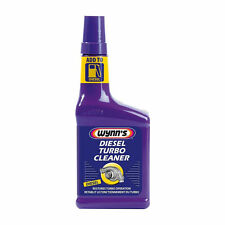12 X WYNNS DIESEL TURBO CHARGER VANE TURBINE WHEEL EGR CLEANER RESTORES 325ML