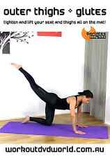Toning EXERCISE DVD - Barlates Body Blitz OUTER THIGHS AND GLUTES!
