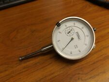 Fowler Dial Indicator .001 0-1in - Tested