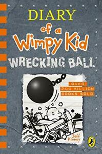 Diary of a Wimpy Kid: Wrecking Ball (Book 14) (Diary of a Wimpy Kid 14) by Kinne