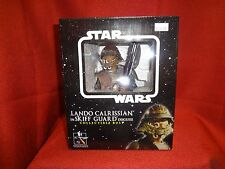 Gentle Giant Star Wars Lando Calrissian In Skiff Guard Disguise Bust #ED PROMO