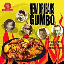 NEW ORLEANS GUMBO  3 CD NEU