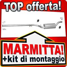 Scarico FORD FOCUS VOLVO C30 S40 MAZDA 3 1.6 1.8 TD TDCI Marmitta DDB