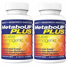 Lipozene MetaboUP Plus - 30 Count Bottle - Thermogenic Weight Loss Fat Burner