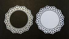 Sizzix Die Cutter LACE DOILLY DOILY Thinlits fits Big Shot Cuttlebug