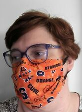 Syracuse Face Mask - All Sizes - Handmade