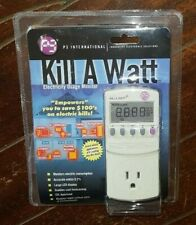 P3 International Kill A Watt Electricity Usage Monitor- Model #P4400
