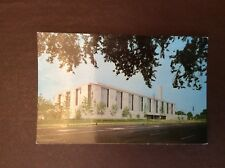 G1e postcard unused washington d c museum of history and technology
