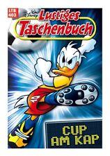 Lustiges Taschenbuch LTB | Band Nr. 403 - Cup am Kap | Fußball Walt Disney | Neu