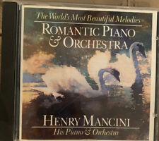 Henry Mancini Romantic Piano And Orchestra