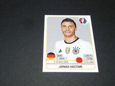 246 JONAS HECTOR FC KÖLN DEUTSCHLAND PANINI FOOTBALL UEFA EURO 2016