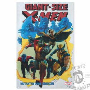 Panini Comics Giant-Size X-Men – Mutanten ohne Grenzen Hardcover Klassiker Comic