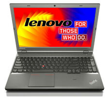 LENOVO THINKPAD T540P CORE I5 2,60 GHZ 500 GB 8GB DVDRW 15,6Zoll WEB CAM