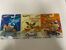 Hot Wheels Hanna Barbera 2011 Pop Culture Nostalgia with Real Riders