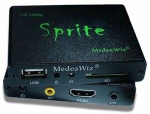 Sprite DV-S1 media player