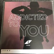 AVICII - ADDICTED TO YOU - Rare 10 Remix Universal Records Cd Promo
