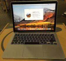 "Apple MacBook Pro 13"" A1502 i5-5257U 2.7GHz 8GB RAM No SSD"