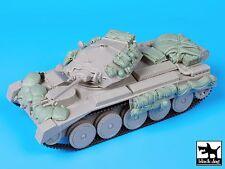 Black Dog 1/35 British Crusader Mk.I Tank Accessories Set (for Italeri) T35090