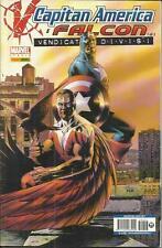 CAPITAN AMERICA E FALCON n° 1 di 3 (Panini Comics, 2005) Marvel Mix n° 57
