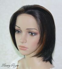 Handsewn Synthetic FULL LACE FRONT Wigs 5171#1BF27