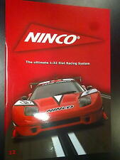 Ninco The Ultimate 1:32 Slot Racing System #12