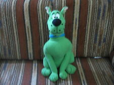 """14"""" plush green Scooby Doo doll, good condition **no dog tag**"""