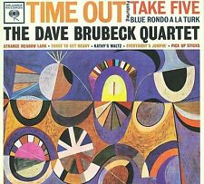Dave Brubeck, Time Out -50th Anniversary (2 CD/1 DVD Legacy Edition), Excellent