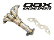 OBX Header For 01 02 03 04 05 Honda Civic LX/DX 1.7L D17A1 Non-VTEC