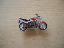 Pin Anstecker Suzuki GS 500 E / GS500E rot red Motorrad Art. 0129 Motorbike Moto