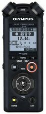NEW OLYMPUS LS-P4 BLK Linear PCM Recorder Black from JAPAN