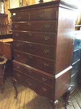 Highboy Antique Dressers Amp Vanities 1800 1899 For Sale Ebay