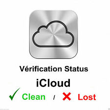 Check iCloud IMEI - iPhone iCloud Status Check FMI Clean / Lost / Stolen
