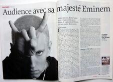 Mag 2013: EMINEM_JAMES FRANCO_MARION COTILLARD_Chaussures MEPHISTO