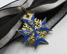 German WW1 Imperial Blue Max Medal Award WORLD WAR 1