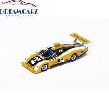 Spark  S1553 1/43 Renault-Alpine A442 Le Mans 1977