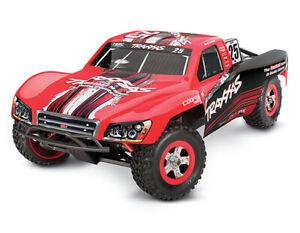 Traxxas TRA70054-1-MARK Slash: 1/16-Scale Pro 4WD Short Course Racing Truck