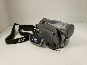 JVC GR-D30U Video Camera Camcorder AS IS Safeguard Mode For Parts Repair READ