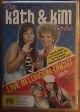 Da Kath and Kim Code (UNOPENED REGION 4 DVD)