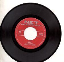 CLETO COLOMBO disco 45 g MADE in ITALY Non ti credo + Eva RICKY GIANCO serie NET