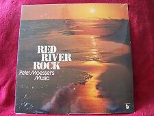 Peter Moesser´s Music - Red River Rock   German Hansa LP  OVP NEU