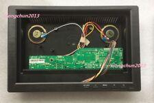"Plastic case + TV HDMI VGA Speaker Controller kit diy for B101AW03 monitor 10.1"""