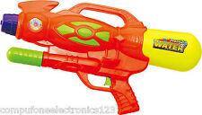 Agua Shooter Squirt Pistola De Agua 43 Cm potente presión exterior Juguete