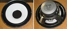 "NEW SONY 10"" Woofer Driver Speaker Sub 8 Ohm Stero Audio Amplifier Vintage"