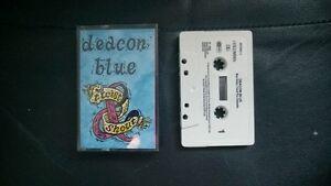 Deacon Blue Twist & Shout Cassette Single