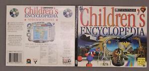 Eyewitness Children's Encyclopedia (1997,Mac,DK Multimedia,CD-ROM)