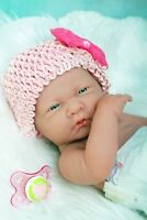 NEW~ Precious Preemie Berenguer La Newborn Doll + Extras Accessories Life like